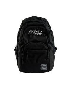 Coca-Cola Mesh Pocket Backpack
