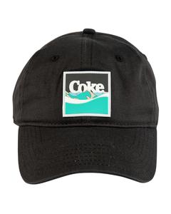 Coke Arden Square Dad Cap