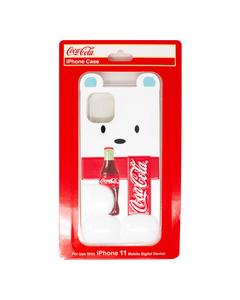 Coca-Cola Polar Bear Die Cut iPhone11 Case