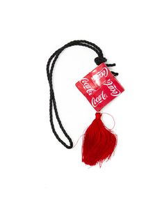 Coca-Cola Flat Charm Ornament