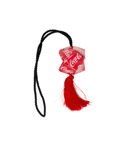 Coca-Cola Sphere Charm Ornament