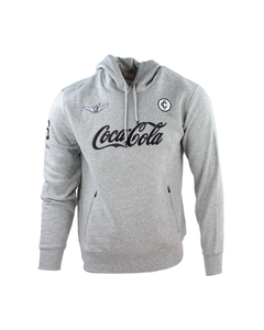 Coca-Cola Men's Pocket Zip Hoodie