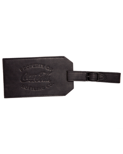 Coca-Cola Luggage Tag