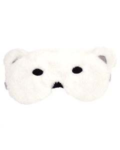 Coca-Cola Polar Bear Eye Mask