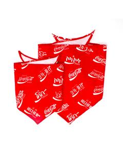 Coca-Cola Languages Pet Bandana