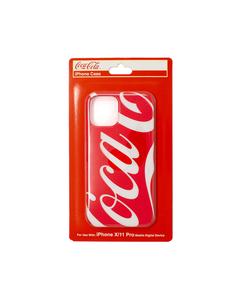 Coca-Cola Embossed Script iPhone X/11 Pro Case