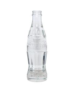 Coca-Cola Steuben Crystal 125th Anniversary Bottle