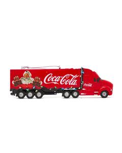 Coca-Cola Santa Semi Truck Caravan
