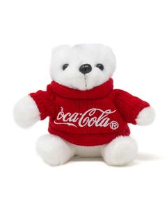 Coca-Cola Polar Bear W/Sweater Ornament