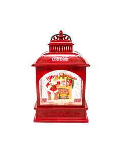 Coca-Cola LED Glitter Lantern