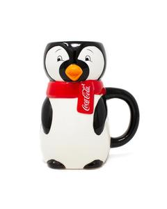 Coca-Cola Penguin Full Body Novelty Mug