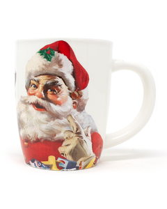 Coca-Cola Santa Pointing Mug - 16oz