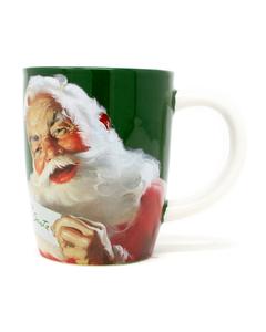 Coca-Cola Santa 'For Me' Mug -16oz