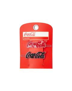 Coca-Cola Barrettes - 2PK