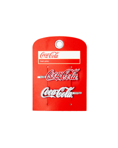Coca-Cola Hair Pins - 2PK