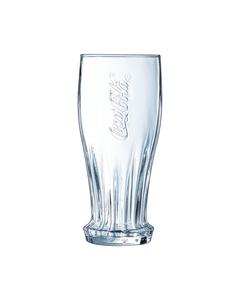 Coca-Cola Caps Clear Drinking Glass - 11.75oz