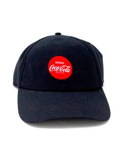 Coca-Cola Script Steam Baseball Cap