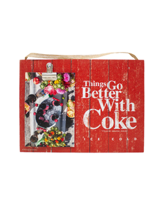 Coke Things Go Better Photo Clip Frame