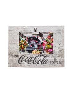 Coca-Cola Drink In Bottles Photo Clip Frame