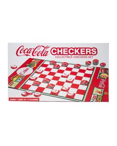 Coca-Cola Checkers Game