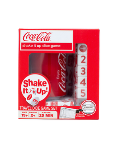 Coca-Cola Shake It Up Game