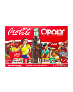 Coca-Cola Monopoly Game