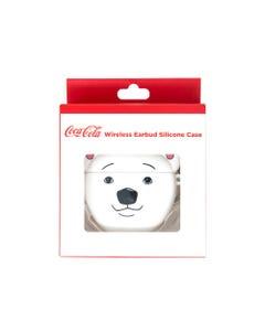 Coca-Cola Polar Bear Earbud Case