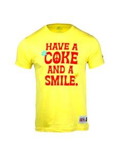 Coca-Cola X Starter Smile Unisex Tee