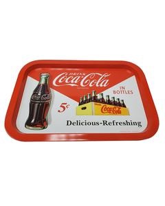 Coca-Cola Serving Tray