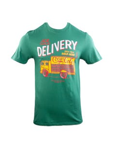 Coca-Cola Unisex Delivery Truck Tee
