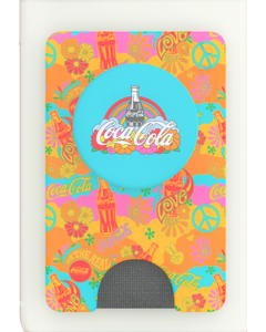 Coca-Cola PopSocket Wallet