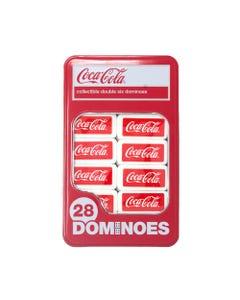 Coca-Cola Dominoes Game