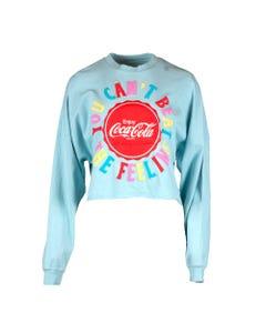 Coca-Cola X Spirit Jersey Women's Unity Crop LS Tee