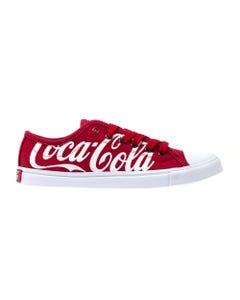 Coca-Cola Script Men's Low Top Shoe