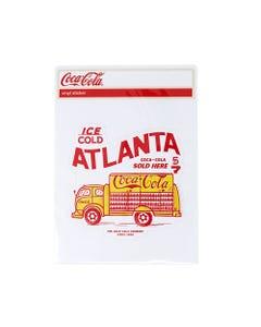 Coca-Cola Delivery Truck Sticker