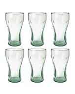 Coca-Cola Genuine Glass - Set of 6 16oz