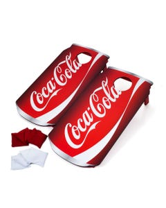 Coca-Cola Can Bean Bag Game Set