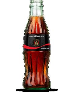 Atlanta United FC Soccer Team Coke Zero Bottle