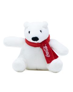 Coca-Cola Polar Bear Plush Magnet