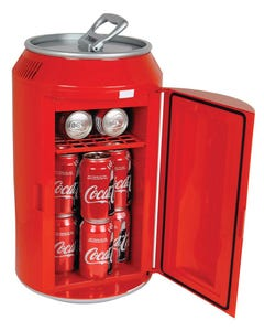 Coca-Cola Can Mini Fridge