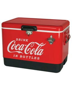 Coca-Cola Retro Ice Chest - 54Q