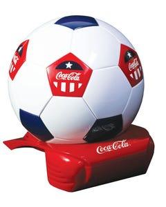 Coca-Cola Soccer Ball Cooler