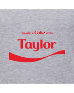 Customize Your Own - Share a Coke Dynamic Ribbon Design