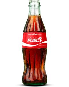 Dallas Fuel Coca-Cola Bottles