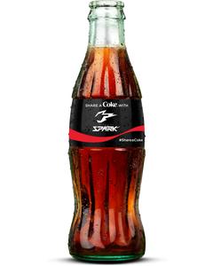 Hangzhou Spark Coca-Cola Bottles-Coke Zero Sugar