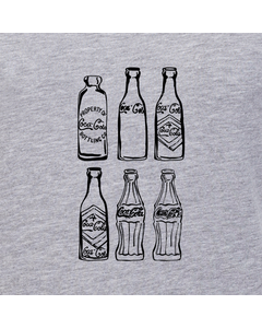 Customize Your Own - Share a Coke Vintage Bottle Design