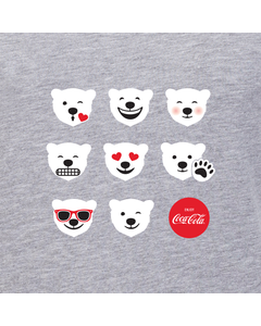Customize Your Own - Polar Bear Emoji Design