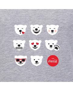 Customize Your Own - Polar Bear Emoji Design