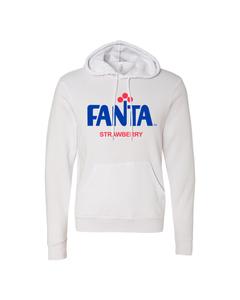 Strawberry Fanta Logo