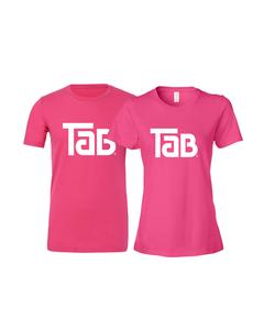 Tab White Logo